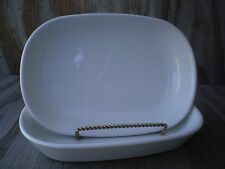 Corning Ware Sidekick Dishes White Set Of 2