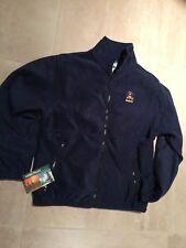 us navy fleece zip up jacket, sierra pacific outdoor, new,small, polar fleecer