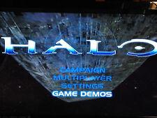 Complete Xbox Console + 4 Original Controllers + Halo 1 & 2 + Cables