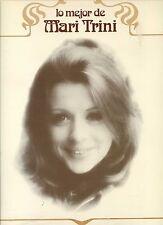 MARI TRINI lo mejor de SPAIN EX LP 1976