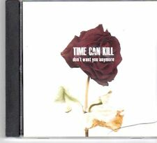 (DY394) Time Can Kill, Don't Want You Anymore - 2013 CD