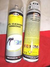 2291 PULITORE ADDITIVO PER GAS  GPL LPG 120 ML  SIA MADE IN ITALY
