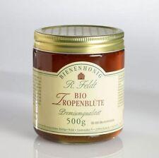 Bio Tropenblüten Honig 100% reiner Premium Brotaufstrich 1A DE-ÖKO-006