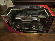 2009 New Bright Jeep Wrangler Rubicon NIB advanced 2 fully controlled