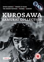 Kurosawa Samurai Collection DVD (2010) Takashi Shimura, Kurosawa (DIR) cert 15