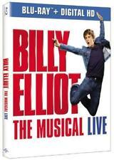 Billy Elliot Musical Live ELTON JOHN Still Sealed BLU RAY