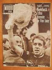 Miroir Sprint 1062 du 10/10/1966- Paris-Tours-Reybroeck l'âme damnée de Van Looy
