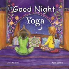 Good Night Yoga by Mark Jasper c2016 NEW Board Book