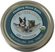 Over The Moon Pets- ORGANIC- Dry Cracked Dog Nose Remedy for Dry Dog Noses 2 OZ