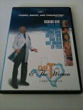 Dr. T and the Women (DVD, 2001) WS  Tara Reid, Richard Gere