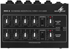 IMG étape MMX-8 LINE MINIATURE Universal mélangeur audio 17-149