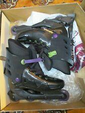 Vintage Rollerblades Inline Skates Us Women's Size 11 / 29.5 in Box Jc Penney