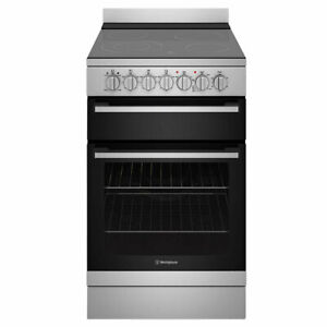 Westinghouse 54cm Freestanding Electric Oven/Stove Model WFE542SC RRP $1899.00