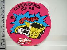 Aufkleber Sticker Mattel -  Hot Wheels - Crack UPS - V1 (1847)