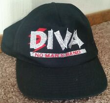 Vintage 90s Diva No Man's Band Concert Hat Cap Sherrie Maricle Jazz Orchestra