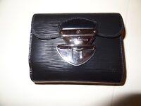 Louis Vuitton (LV) Joey Wallet--in Black Epi Leather