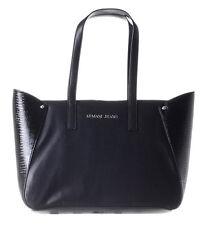Armani Jeans Tasche Henkeltasche Schultertasche black schwar B5263 W5 12 NEU