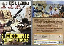 7 WINCHESTER PER UN MASSACRO - DVD (NUOVO SIGILLATO) ENZO G. CASTELLARI