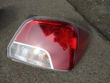 2014 Impreza 2.0 sedan RH Tail Lamp 12-16