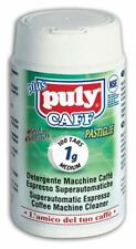 More details for puly caff plus bean to cup coffee machine cleaning/cleaner tablets 100 x 1g tub