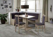 Eckbankgruppe Corinna 4 teilig Essgruppe Tischgruppe Eckbank Tisch Stühle Set