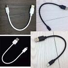 Short 8pin 5pin USB Sync Cable for phone 7 se 6s Lightning micro usb samsung lg