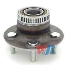 WJB WA512220 Rear Wheel Hub Bearing Assembly Interchange 512220 BR930199