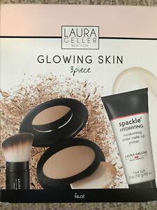 Laura Geller Glowing Skin 3-Piece Set (Medium)
