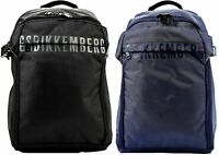 Zaino Uomo Donna Bikkembergs Backpack Men Woman DB- COVER D2802