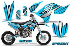 KTM SX65 SX 65 2009-2015 GRAPHICS KIT CREATORX DECALS STICKERS SPEEDX BBLINP