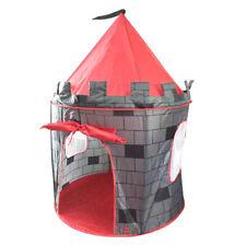 Bambini Bambini Coperta All'aperto Pop-up Castello Gioco Casa Tenda