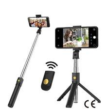 Selfie Stick Tripod Monopod Bluetooth Remote Control Photo Holder CE Certificate