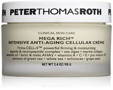 PETER THOMAS ROTH MEGA RICH INTENSIVE ANTIAGING CELLULAR CREME SUPER SIZE 3.4 oz