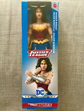 "Dc Comics Justice League True Moves Wonder Woman 12"" Inch Action Figure - New"
