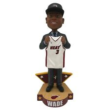Dwyane Wade Miami Heat NBA Draft Limited Edition Bobblehead NBA