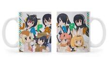Kemono Friends Cospa Character Ceramic Full Color Mug Cup Anime Art Collection