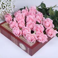 Bridesmaid Wedding Party Rose Flower 1 Bouquet Home Wedding Decor Silk Flowers