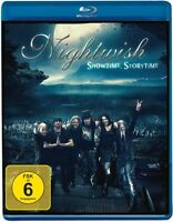 NIGHTWISH - SHOWTIME, STORYTIME  2 BLU-RAY NEW+