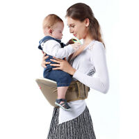 Sunveno Baby Carrier Infant Toddler Hipseat Baby Carrier Comfortable Hip Seat