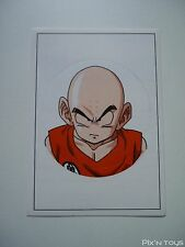Autocollant Stickers Dragon Ball Z Part 6 N°78 / Panini 2008
