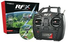 REALFLIGHT X RFX RX-X INTERLINK-X TRANSMITTER RC RACING DRONE SIMULATOR GPMZ4540