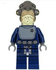 Lego Star Wars Admiral Raddus Minifigure Split From Set 75172 (New - Unused)