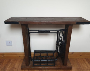 old table of wood