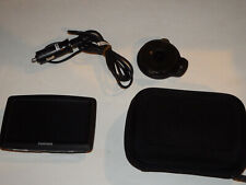 "TomTom 4EF00 5"" Screen display GPS Navigation System Touchscreen Tested"
