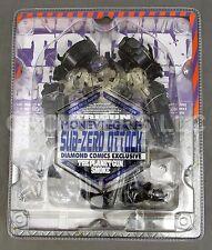Monev the Gale: Sub-Zero Attack TriGun Planet Gun Smoke Diamond Comic Exclusive
