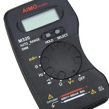M320 3999 Auto range Handheld Digital Multimeter DMM Frequency Capacitance Test