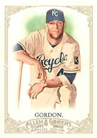2012 TOPPS ALLEN & GINTER BASEBALL CARD - PICK / CHOOSE YOUR CARDS