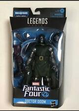 Marvel Legends Fantastic Four Super Skrull BaF Dr Doom Figure New Sealed Rare