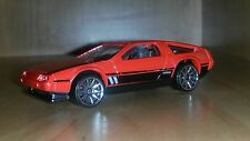 Hot Wheels DeLorean DMC-12