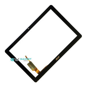 Black Touch Screen Digitizer Glass for Acer Iconia Tab 10 A3-A40 Replacement UK
